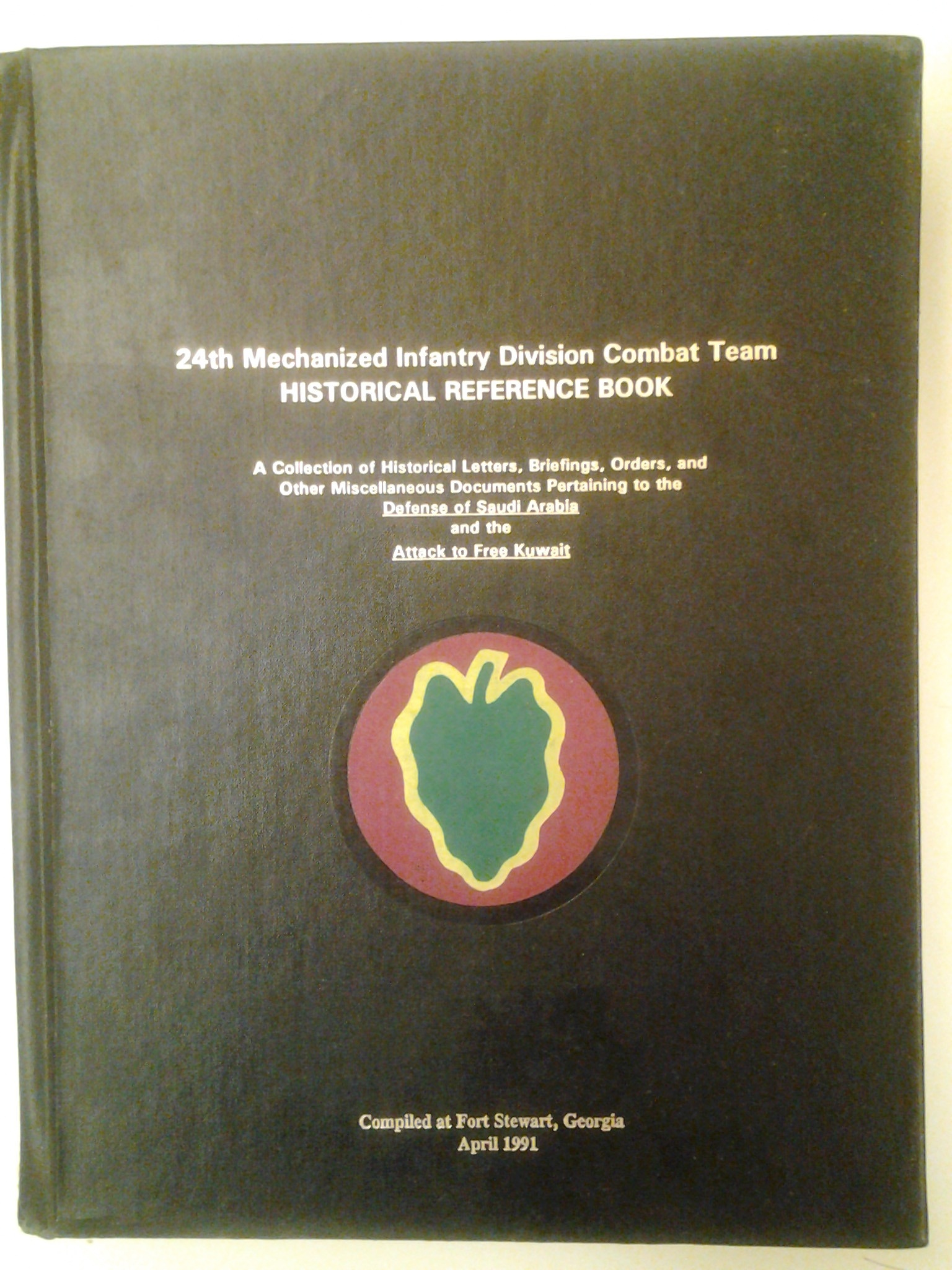 24th Mechanized Infantry Division Combat Team