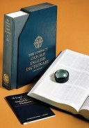 The Compact Edition of The Oxford English Dictionary, Complete Text Reproduced Micrographically