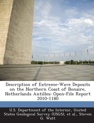 Description of Extreme-Wave Deposits on the Northern Coast of Bonaire, Netherlands Antilles