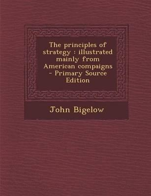 The Principles of Strategy