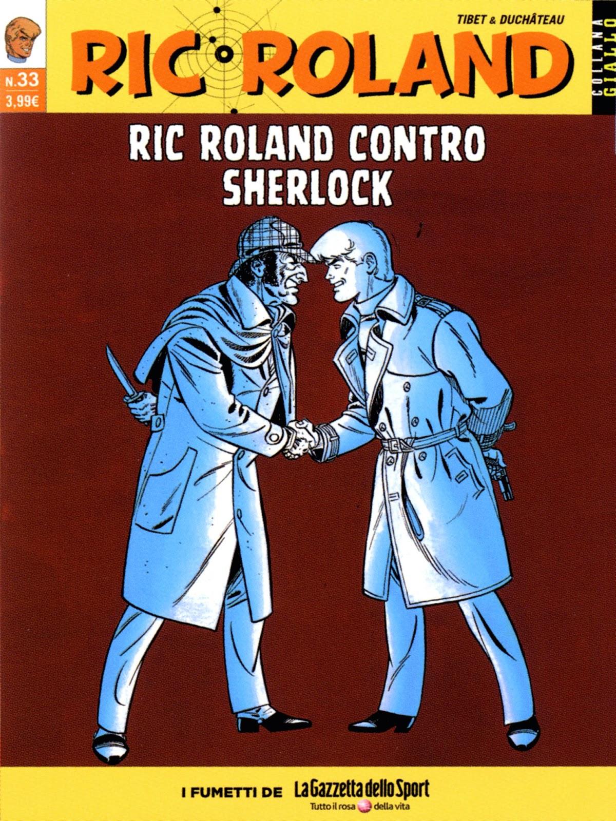 Ric Roland n. 33