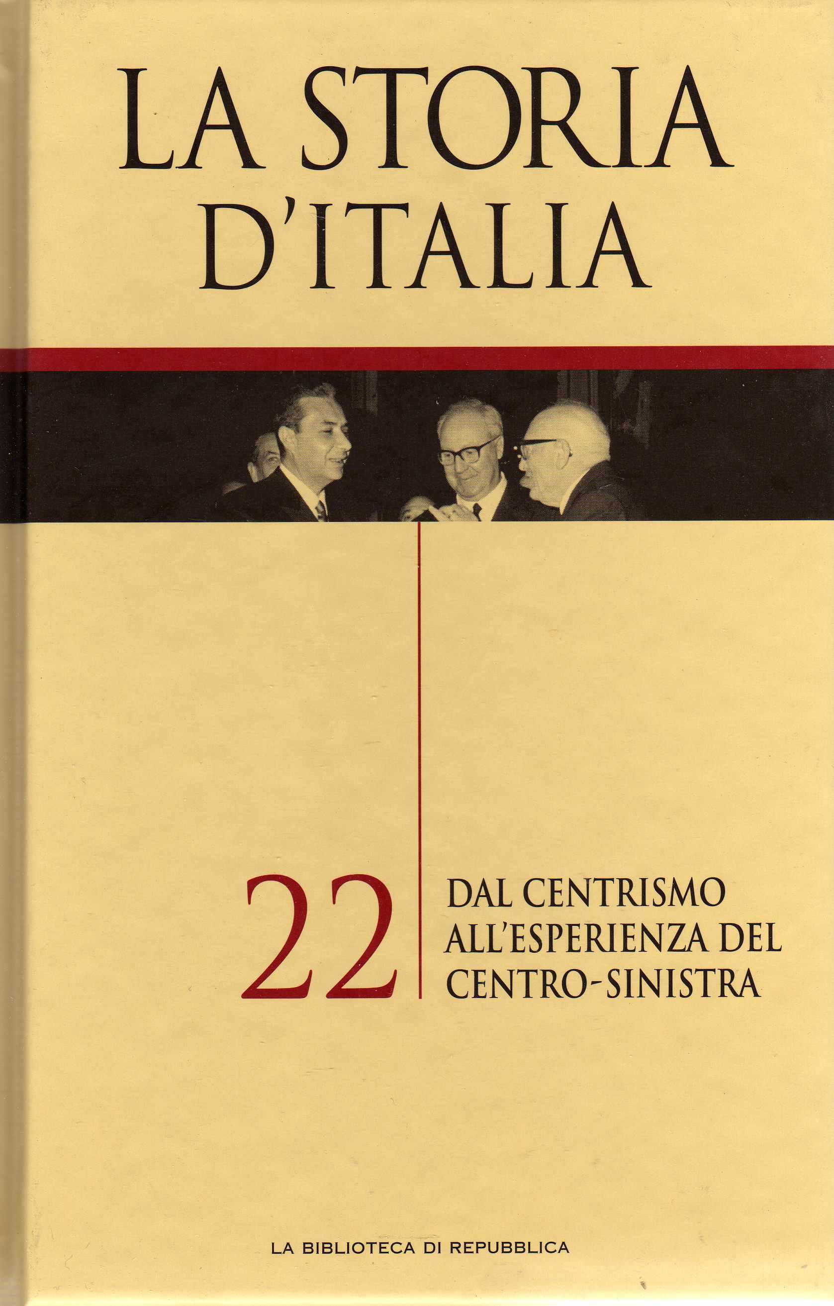 La storia d'Italia