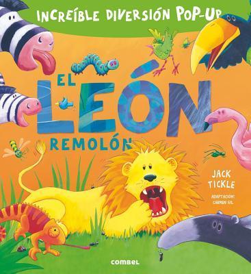 El león remolón / The Very Lazy Lion