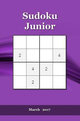 Sudoku Junior March 2017