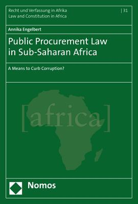 Public Procurement Law in Sub-Saharan Africa