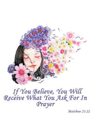 If You Believe, You Will Receive What You Ask For In Prayer Matthew 21