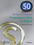50 Ways to Improve Your Presentation Sk