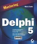 Mastering Delphi 5
