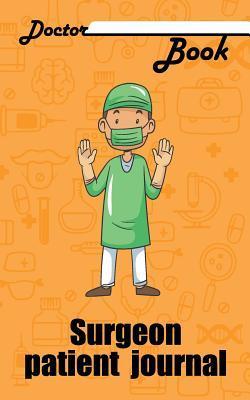 Doctor book - Surgeon patient journal