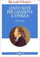 Cento note per Casanova a Venezia (1753-1756)