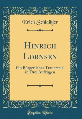 Hinrich Lornsen
