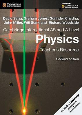 Cambridge International AS and A Level Physics. Teacherr's Resource CD-ROM