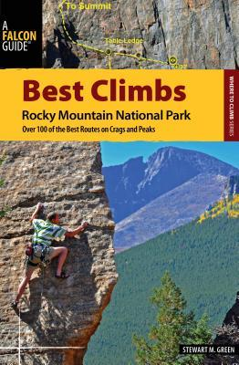 Falcon Guide Best Climbs Rocky Mountain National Park