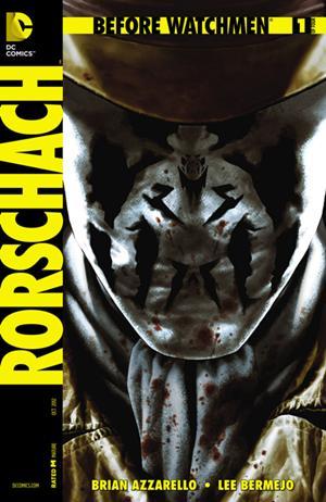 Before Watchmen: Rorschach Vol.1 #1