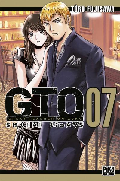 GTO Shonan 14 Days, Tome 7