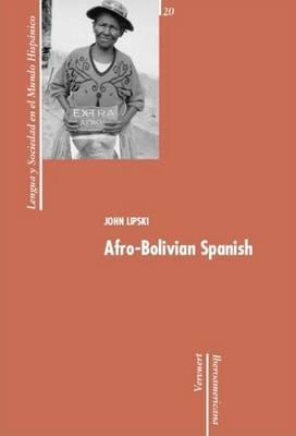 Afro-Bolivian Spanish