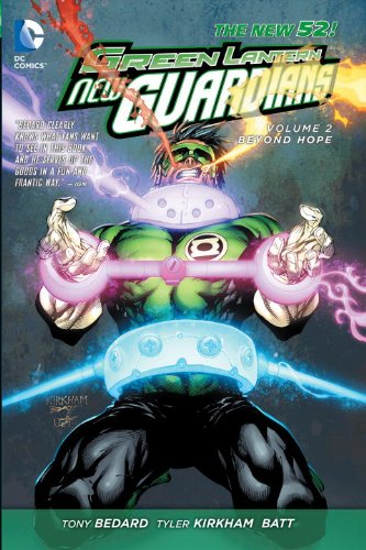 Green Lantern: New Guardians, Vol. 2