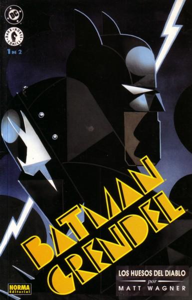 Batman / Grendel #1: Los huesos del diablo