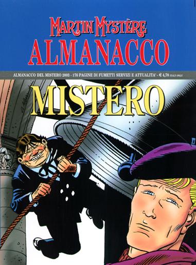 Martin Mystère: Almanacco del mistero 2003