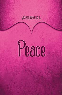 Peace Journal Pink