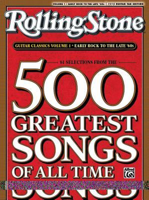 Rolling Stone Guitar Classics