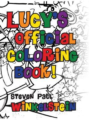 Lucy's Official Coloring Book!