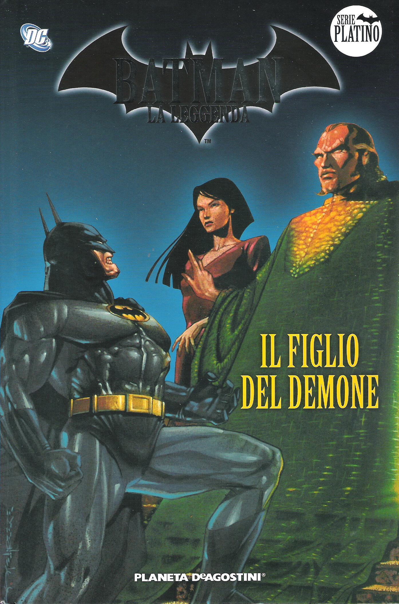 Batman la Leggenda n. 03