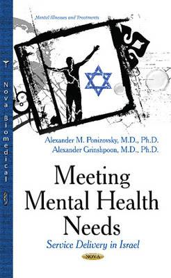 Meeting Mental Health Needs