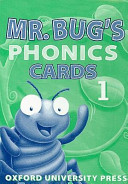 Mr Bug's Phonics 1