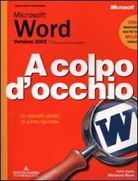 Microsoft Word versione 2002