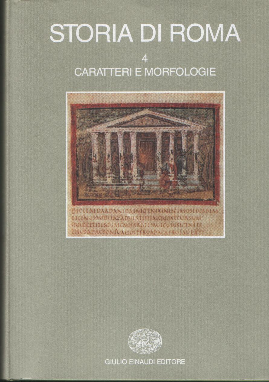 Storia di Roma vol. 4