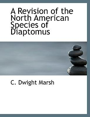 A Revision of the North American Species of Diaptomus
