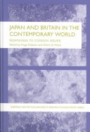 Japan and Britain in the contemporary world