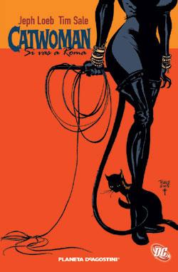 Catwoman: Si vas a R...