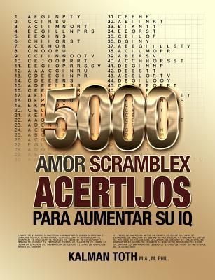 5000 amor scramblex / 5000 scramblex love