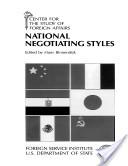 National Negotiating Styles
