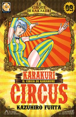 Karakuri Circus vol. 2