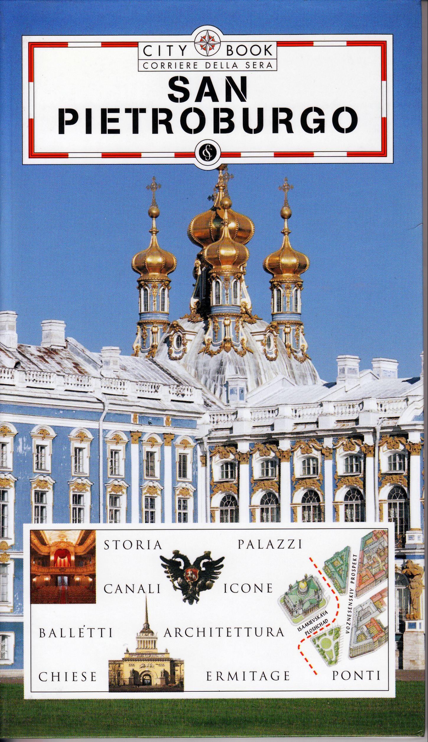 City Book San Pietroburgo