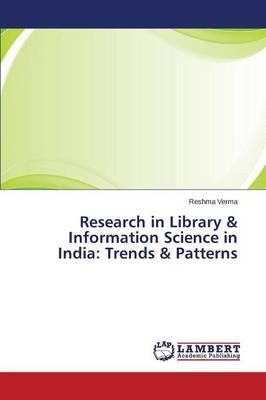 Research in Library & Information Science in India