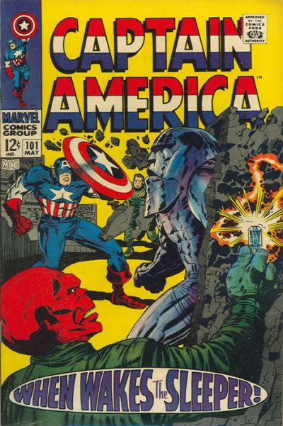 Captain America Vol.1 #101