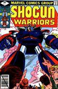Shogun Warriors Vol.1 #7