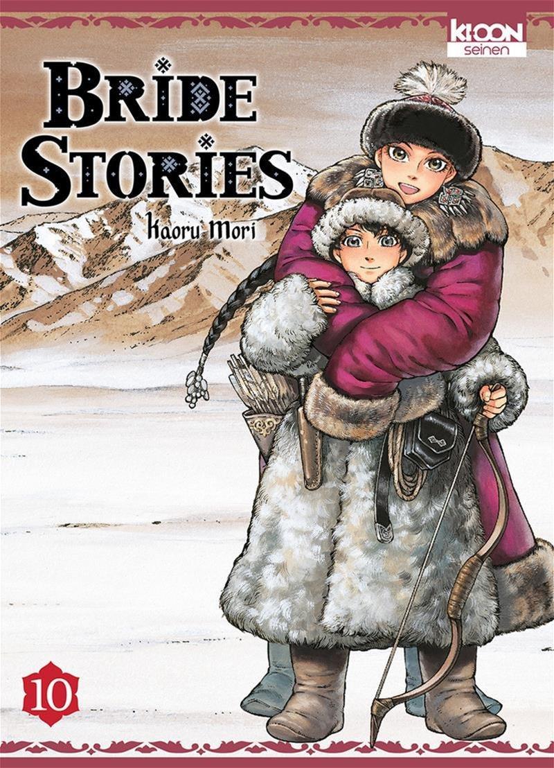 Bride Stories, Tome 10