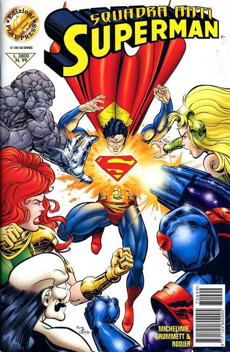 Superman n. 099
