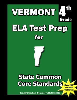 Vermont 4th Grade Ela Test Prep