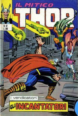 Il mitico Thor n. 42