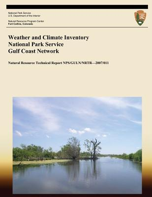 Weather and Climate Inventory National Park Service Gulf Coast Network