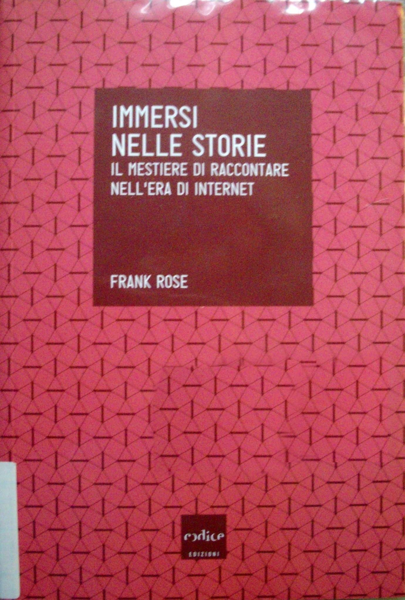 Immersi nelle storie