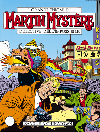 Martin Mystère n. 49