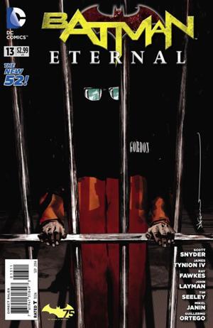 Batman Eternal Vol.1 #13