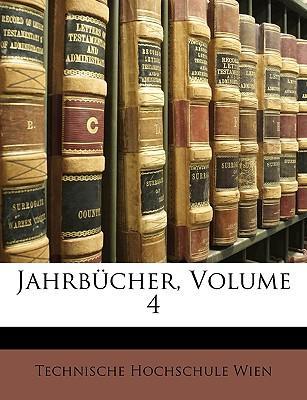 Jahrbücher, Volume 4